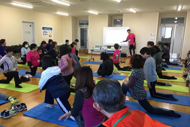 運動指導スキルセミナー(筑波大学)