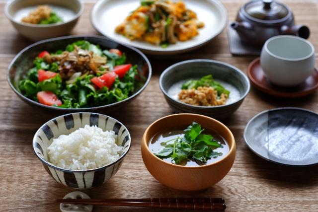 お腹やせの食事指導の内容